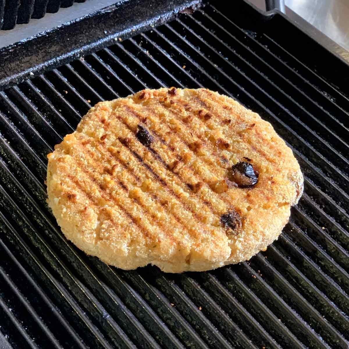 Hamburger di alici